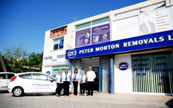 Peter Morton Team