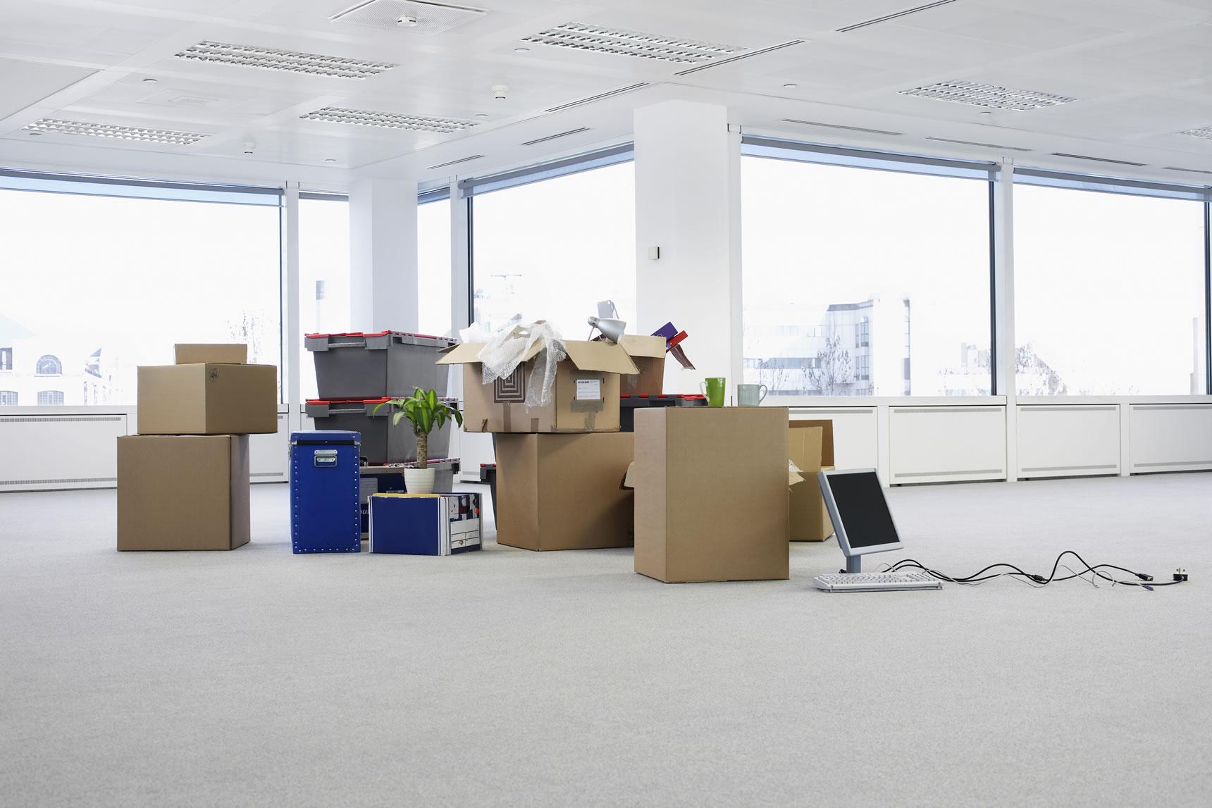 Corporate Move