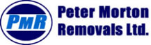 Peter Morton Removals Logo