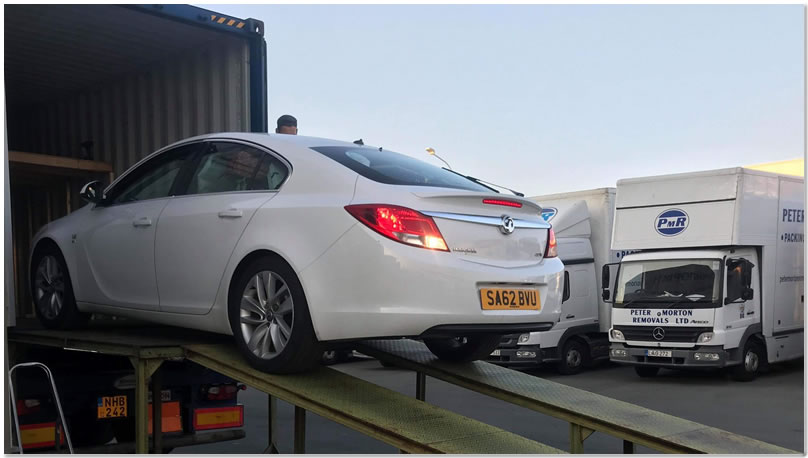 Car Import to Cyprus