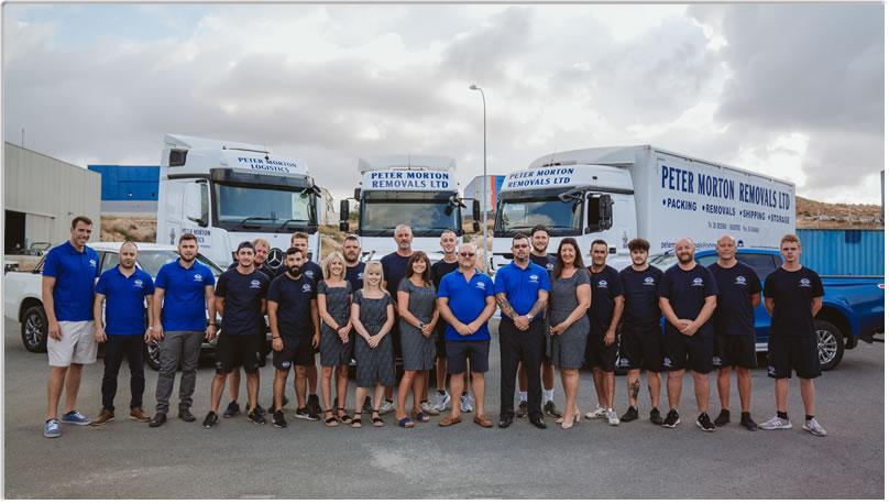 PMR Staff Team