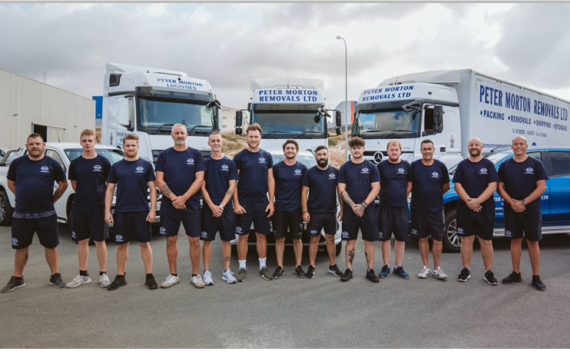 PMR Removals Team