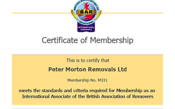 PMR Bar Association Membership
