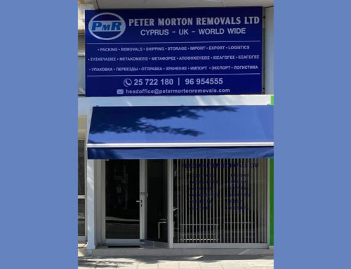 Peter Morton Limassol Office is now fully opened