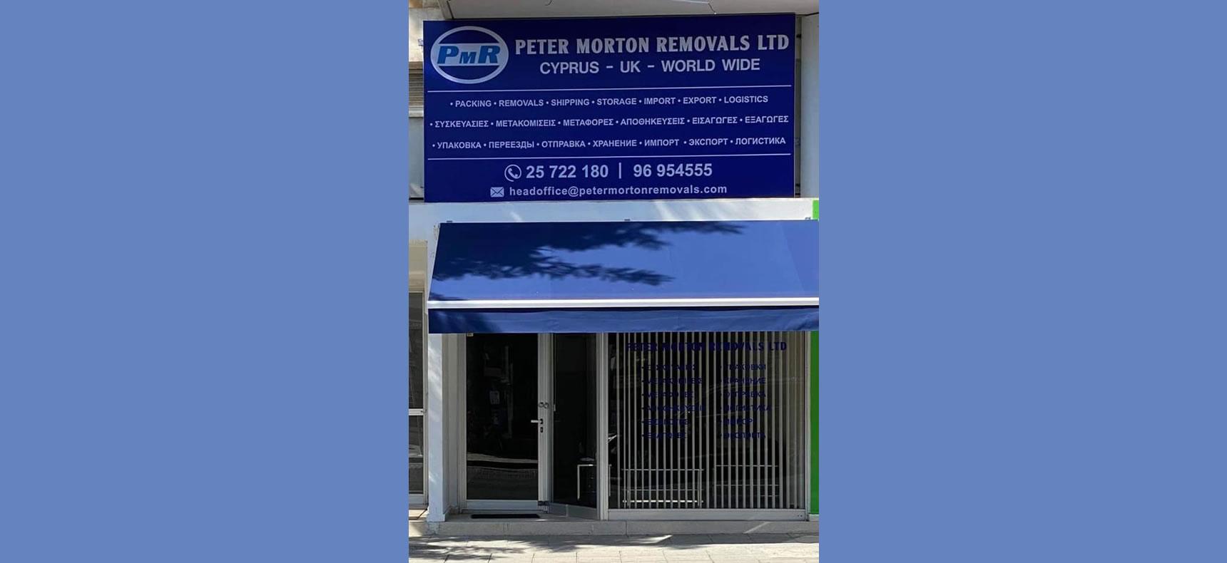 Peter Morton Limassol
