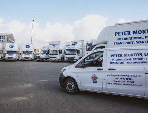 Logistics Services in Cyprus