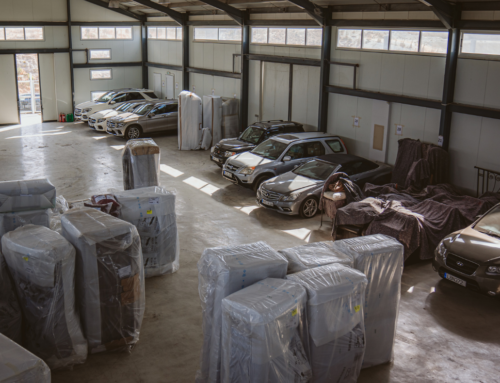 STORAGE FACILITY IN CYPRUS